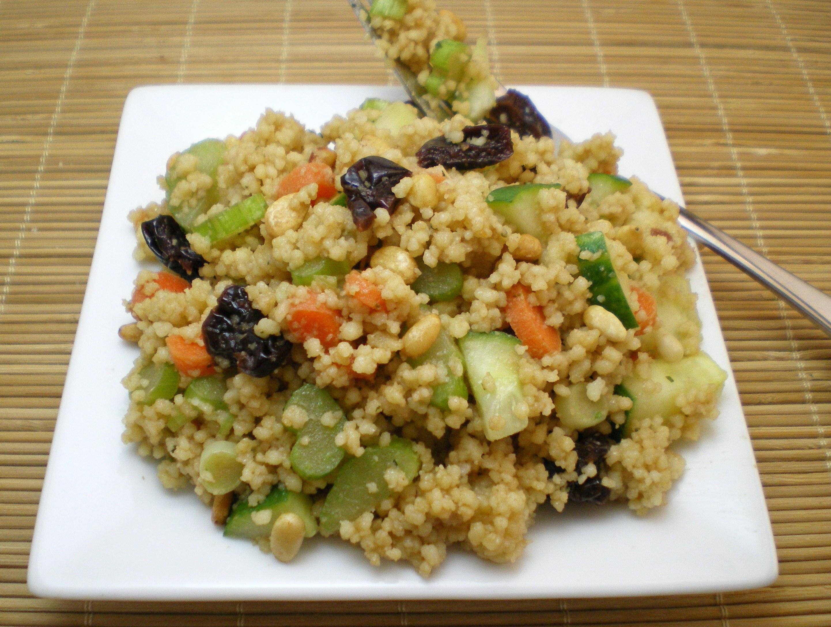Cherry Couscous Salad « Great Lakes International Trading, Inc.